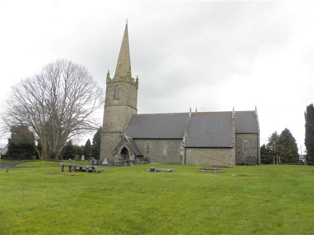 St Columba's Church of Ireland, Draperstown