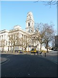 SU6400 : Early March in Guildhall Square by Basher Eyre