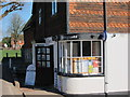 TQ7040 : Crowhurst Newsagents by Oast House Archive