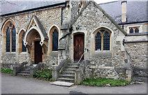 TQ4094 : St John the Baptist, Buckhurst Hill by John Salmon