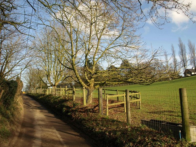 Slough Lane, Headley