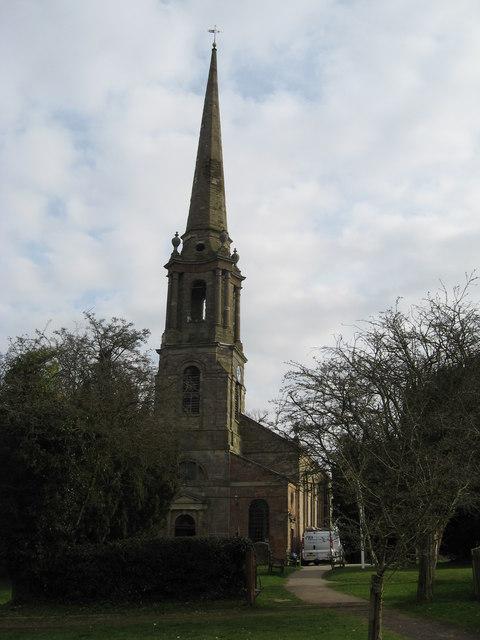 St Bartholomew's Church, Tardebigge