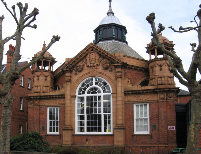Loughborough - Carnegie Library