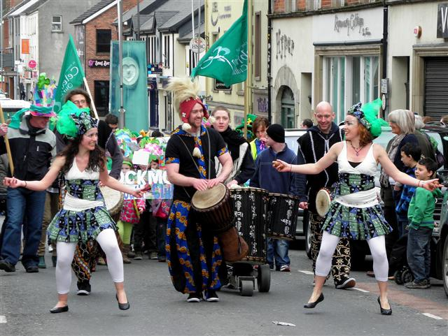 St Patrick's Day Parade, Omagh 2011 (22)