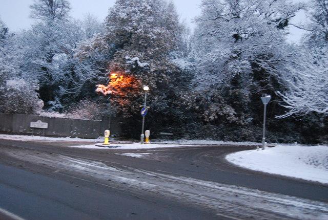 Powdermill Lane by N Chadwick