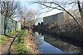 SK3871 : Chesterfield Canal by Ashley Dace