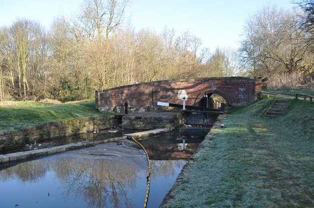 Chesterfield Canal - Bridge 1