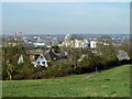 TQ2289 : View from Sunnyhill Park by Robin Webster