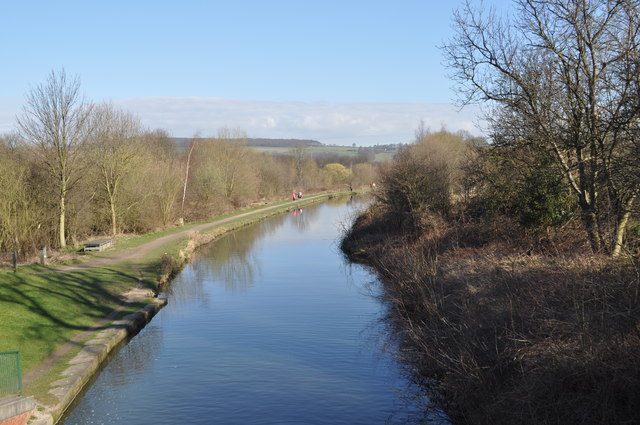 Chesterfield Canal  U00a9 Ashley Dace Cc 2 0    Geograph