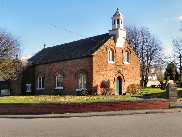 St Helen's Church, Hollinfare