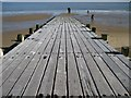 TM2521 : Marine breakwater, Walton-on-the-Naze by Bob Jones