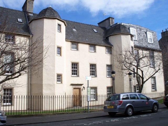 Dalry House, Edinburgh