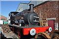 SK4175 : Barrow Hill - Steam Locomotive by Ashley Dace