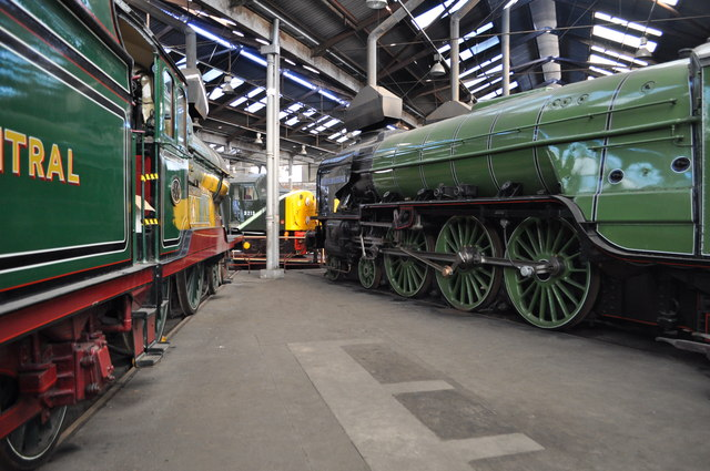 Barrow Hill - Blue Peter