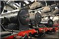 SK4175 : Steam Locomotives at Barrow Hill by Ashley Dace