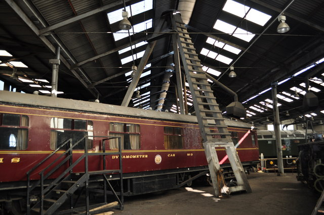 LMS Dynometer Car number 3