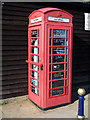 TR2336 : Telephone box art installation by Oast House Archive