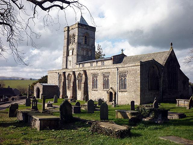 St Peter's Church, Heversham