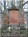 NT3366 : 18thC grave of the Lairds of Newton Grange, Newbattle by kim traynor