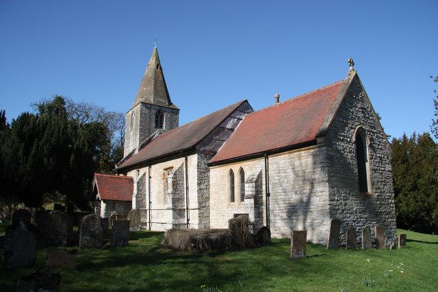 St. Radegund's church