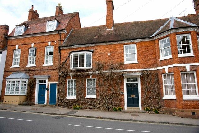 Old houses, Kenilworth