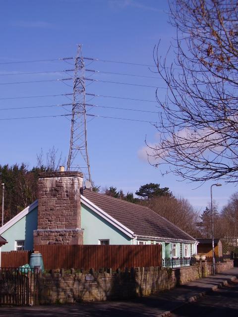 Ugly pylon