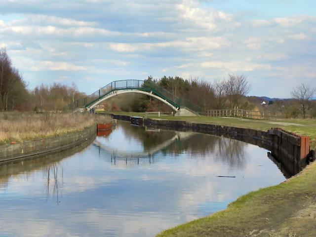 Lingard's Bridge, Bridgewater canal