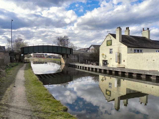Bridgewater Canal, Astley Green