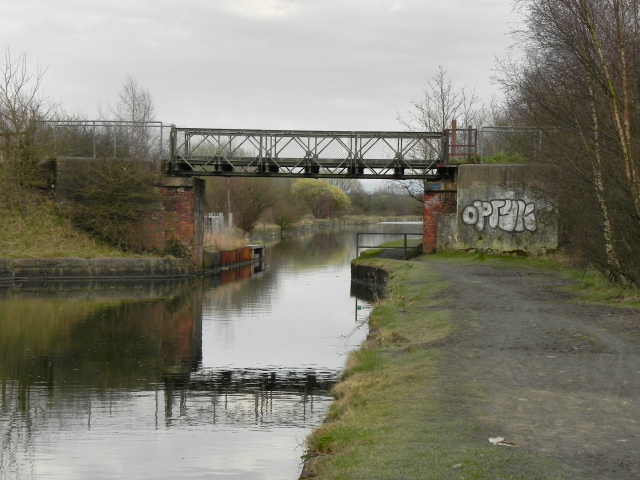Bridgewater Canal, Whitehead Hall Bridge
