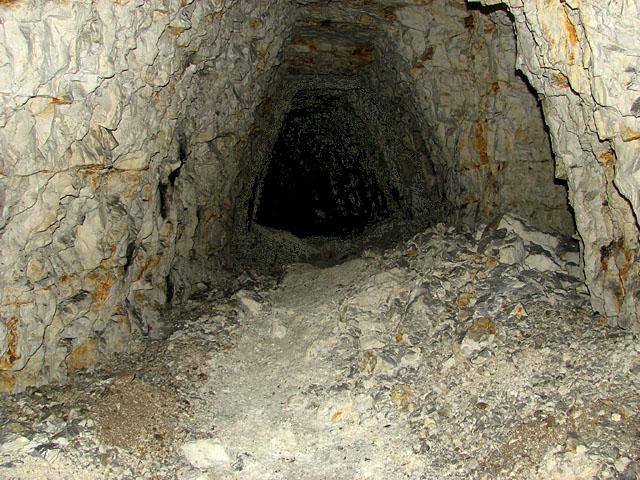 Harford Hills Mine (Norwich)
