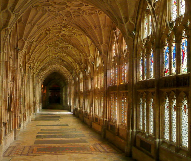 The Cloisters, Gloucester Cathedral