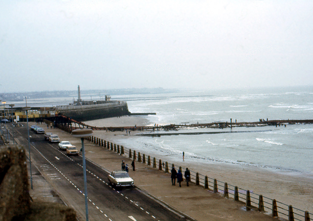 The day Margate pier was destroyed