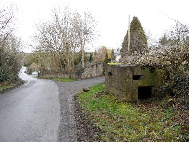 Pillbox at Bridge on the Boyne, Co. Meath