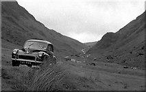 NY2114 : Honister Pass - 1959 by M J Richardson