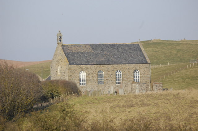 Slains Kirk, Collieston