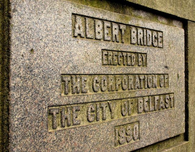 The Albert Bridge, Belfast (7)