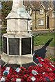 TL2985 : Ramsey War Memorial by Stephen McKay