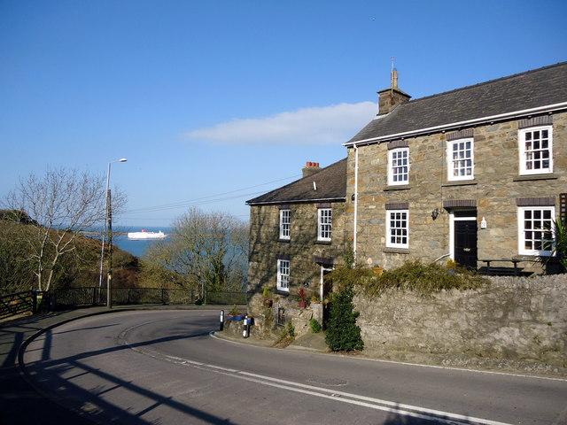 Old custom house, Hill Terrace