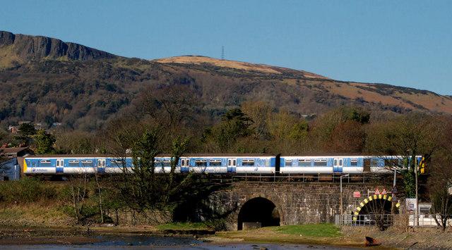 Train, Whitehouse, Newtownabbey