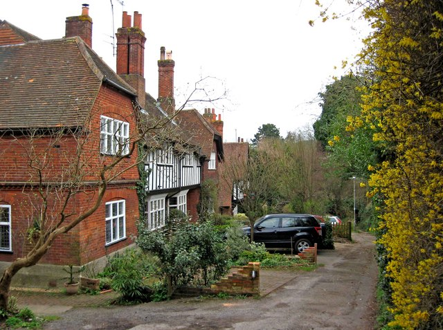 The Valley, St. Catherine's, Guildford