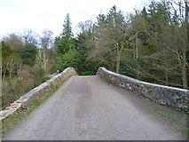 NT3366 : View across the Maiden Bridge, Newbattle by kim traynor