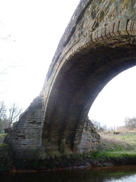 Arch of the Maiden Bridge, Newbattle