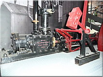 SK3588 : Sheffield Industrial Museum - important engine by Chris Hodrien