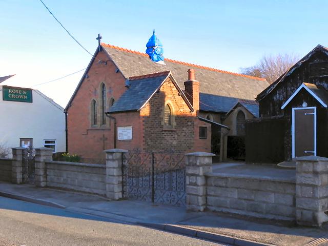St James' Church, New Brighton