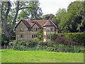 SP6638 : House at Dadford by Trevor Rickard