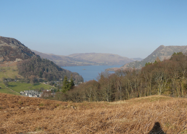 Glenridding and Ullswater Panorama