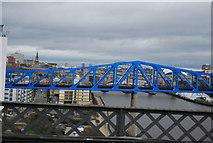 NZ2463 : Queen Elizabeth II Bridge by N Chadwick