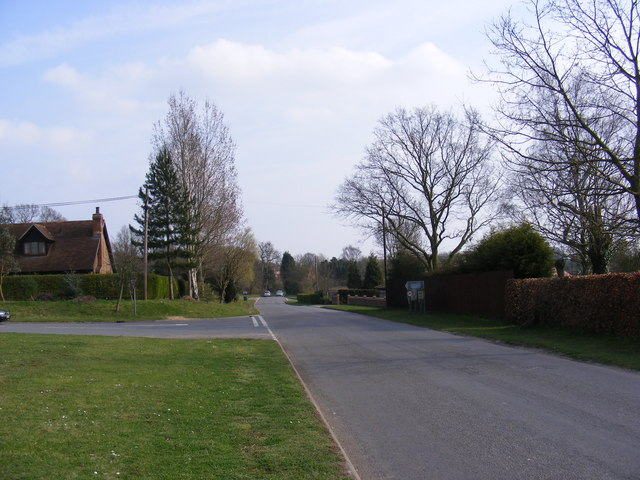 Jack's Green Road, Creeting St.Mary