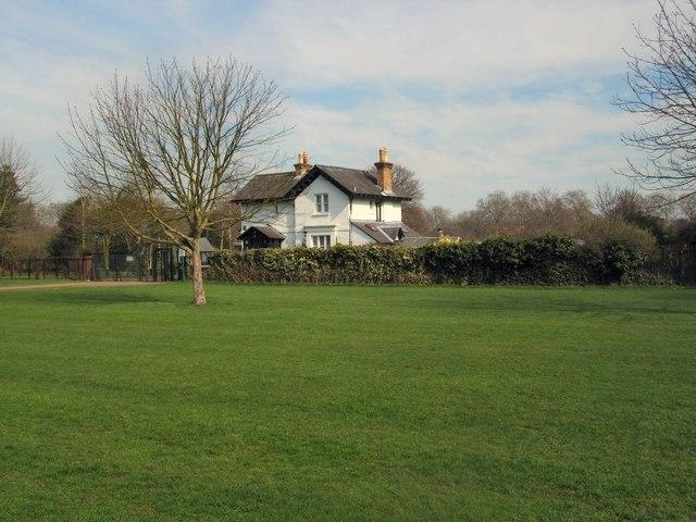 Lodge in Windsor Home Park