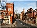 SU9677 : Eton Court by Paul Gillett